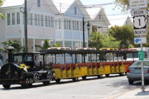 Conch Train Tours in Key West, FL