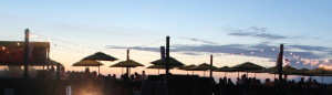 Sunset Pier, Key West Florida