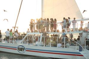 Fury Charters, Key West