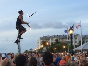 Mallory Square Sunset Celebration, Key West, FL