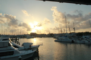 Historic Seaport in Key West