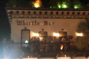 The Whistle Bar, Key West, FL