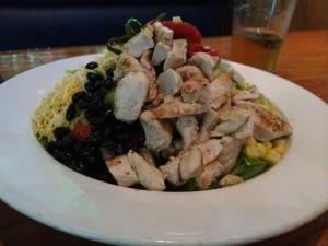 Poblano Chicken Salad, Jack Flats, Key West, FL