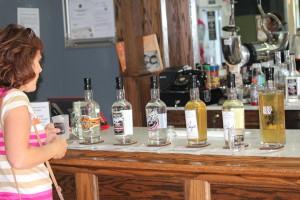Rum Tasting at Key West First Legal Distillery, Key West, FL