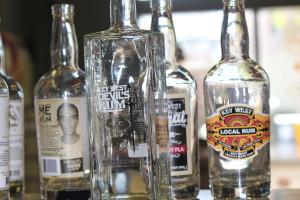 Rum at the Key West Rum distillery, Key West, FL