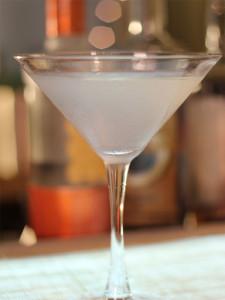 Sunset Martini cocktail recipe