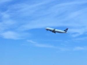 Flying to Key West, FL