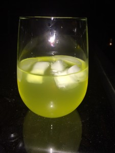 Pineapple Coconut Refresher Cocktail Recipe