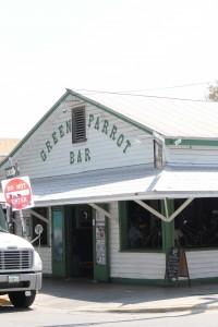 Green Parrot Bar, Key West, FL