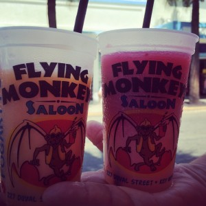 unique places for frozen drinks in key west