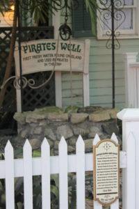 Pirate's Well, Key West, FL