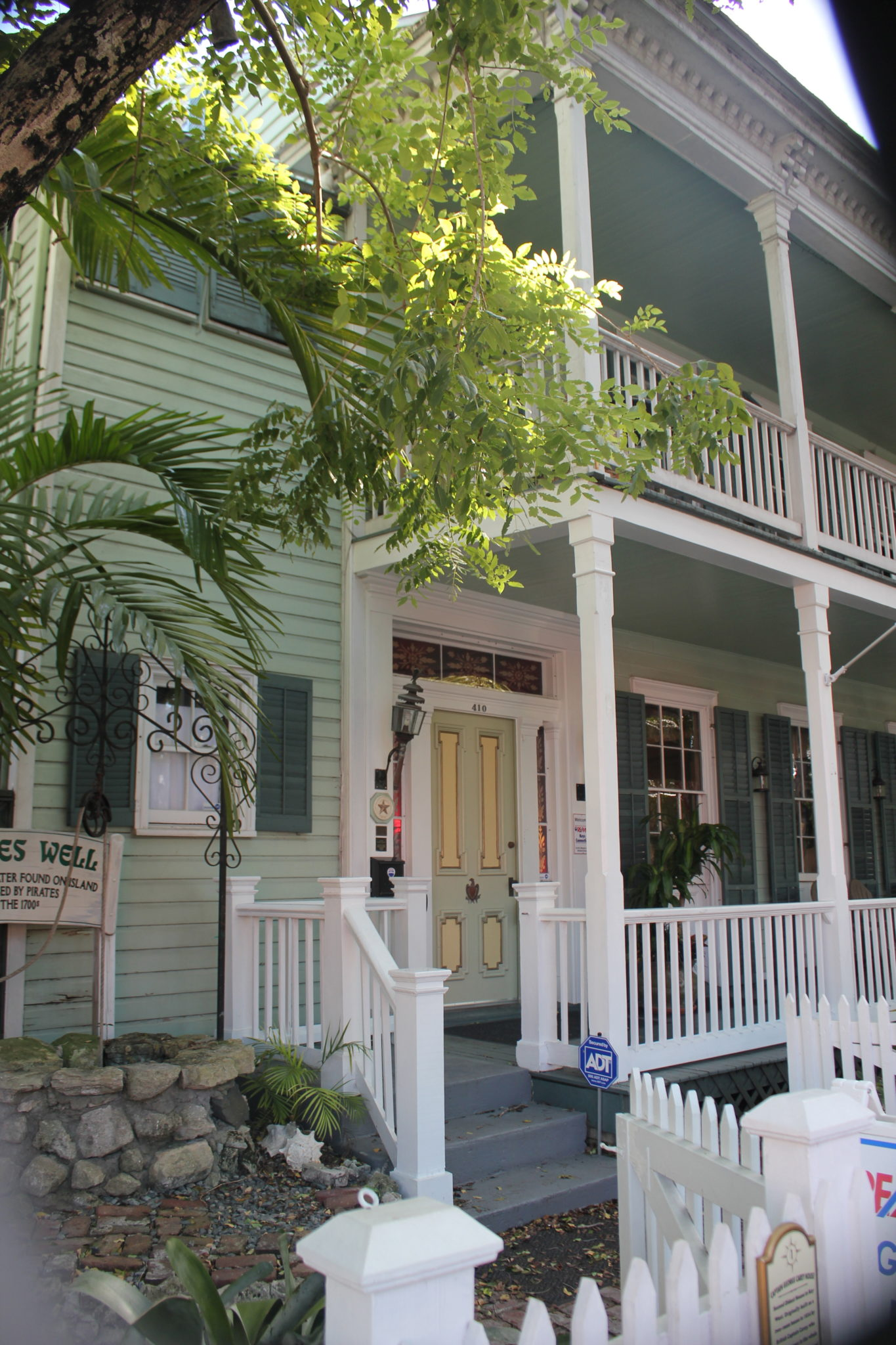 Captain George Carey House, Key West, FL
