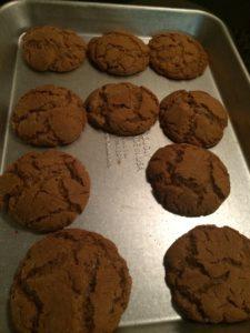 Gingersnap Cookie Recipe