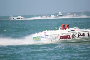 Powerboats in Key West
