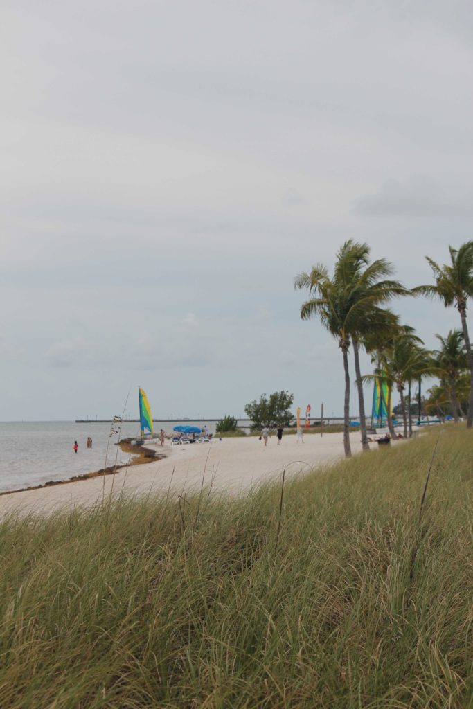 Smathers Beach Key West FL
