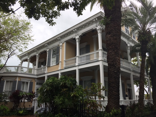 George curry mansion