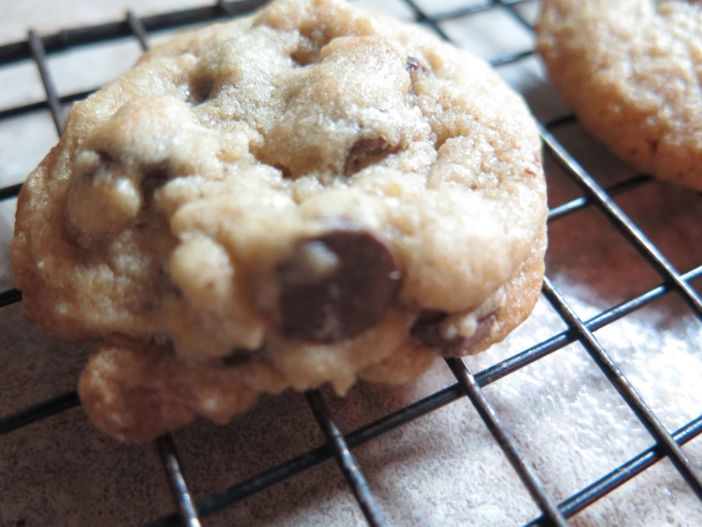 Famous Amos Cookie recipe