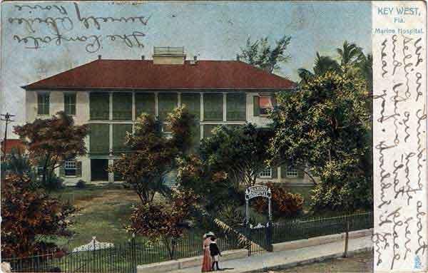 marine hospital
