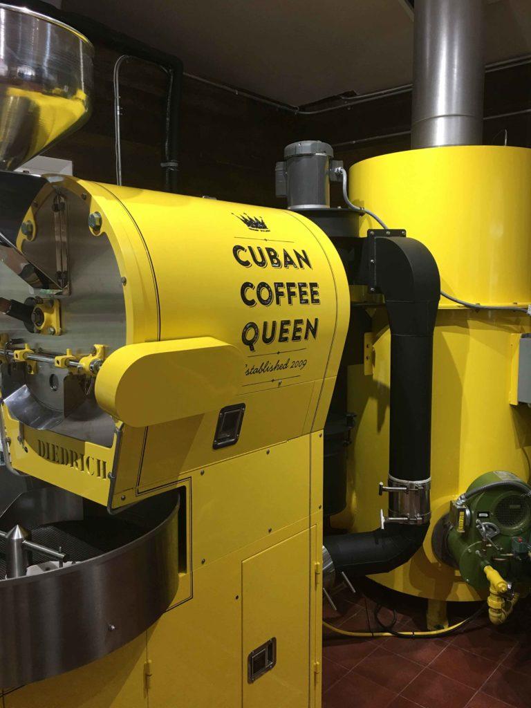 cuban coffee queen