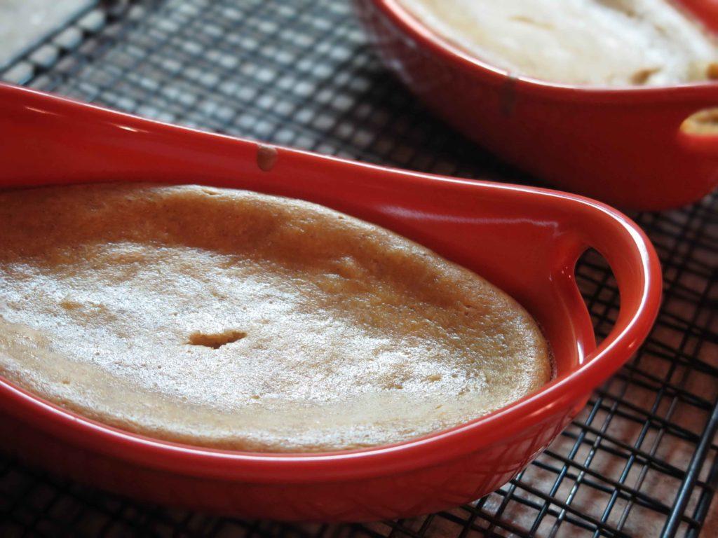 pumpkin cheesecake with gingersnap crust