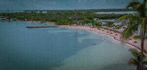 Bahia Honda State Park water view