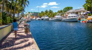 Key Largo waterway