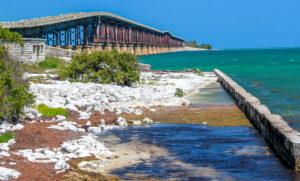 Summerland Key Old Bridge Key West Road Trip