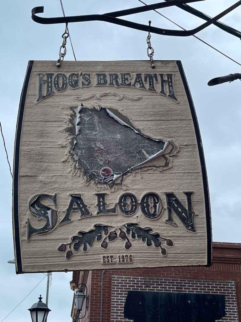 hogs breath sign key west