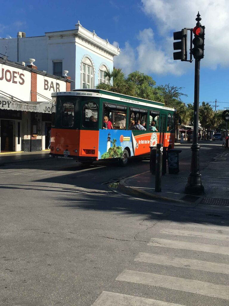 old town trolley key west