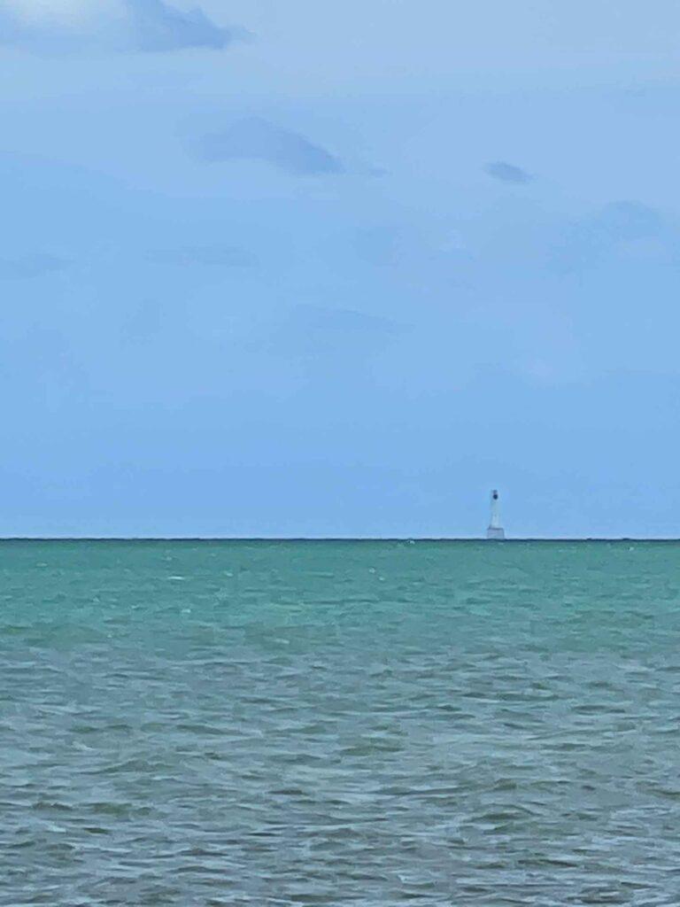water view off of Islamorada
