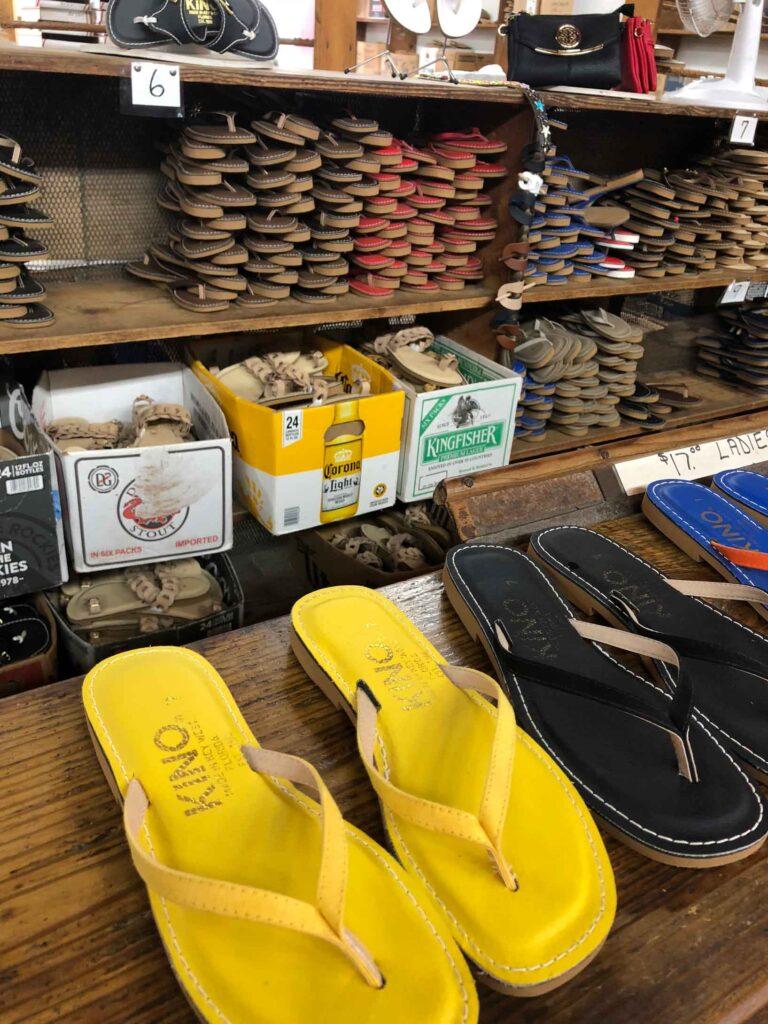 kino's sandals key west