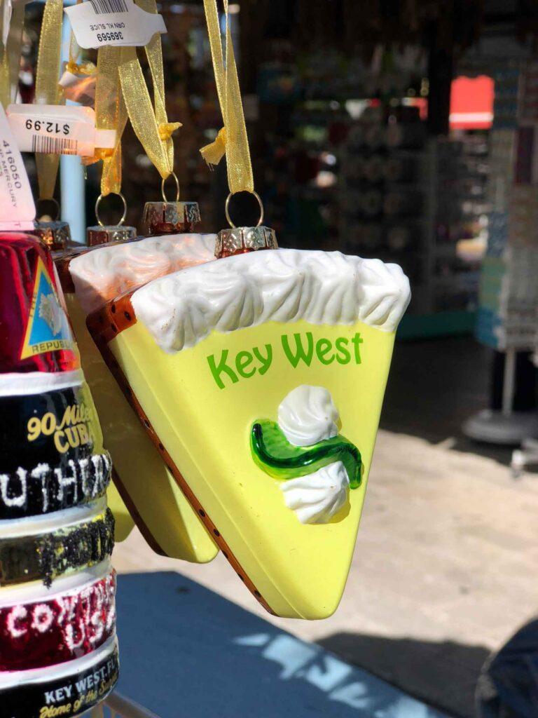 key lime ornament key west